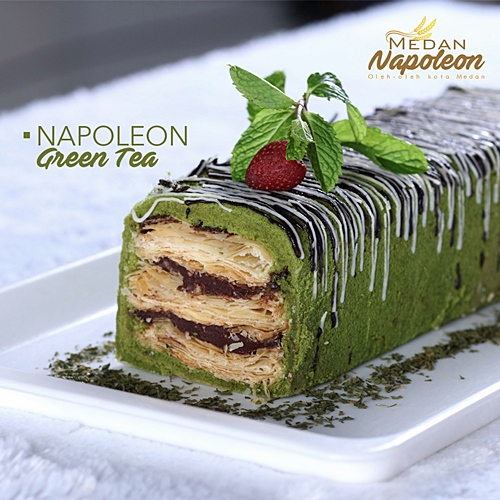 Napoleon Green Tea