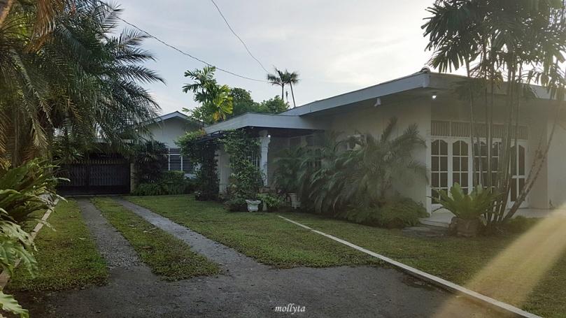 Rumah Sei Padang Medan