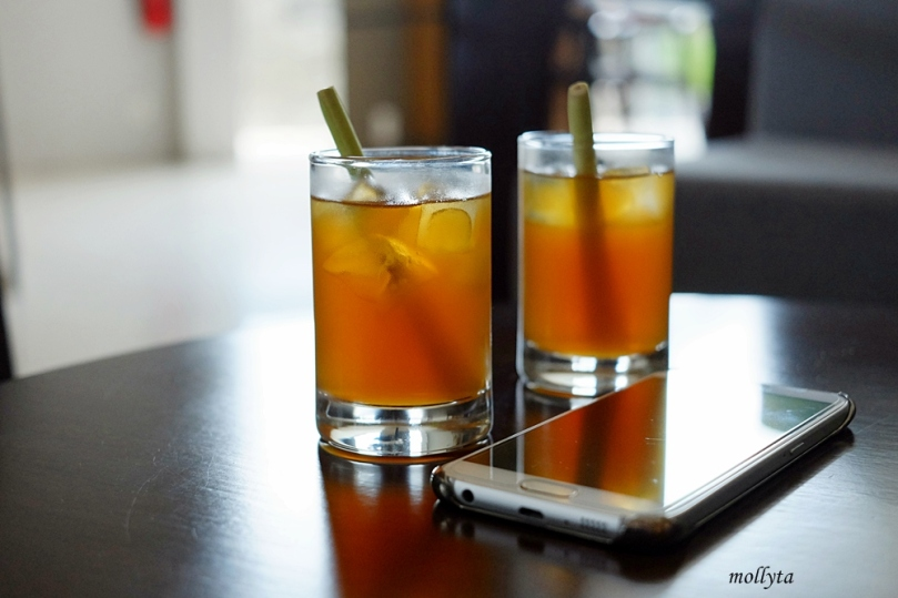 Welcome drink Hotel Grandhika Setiabudi Medan