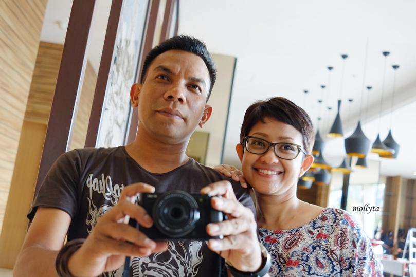 Berdua di Hotel Grandhika Setiabudi Medan