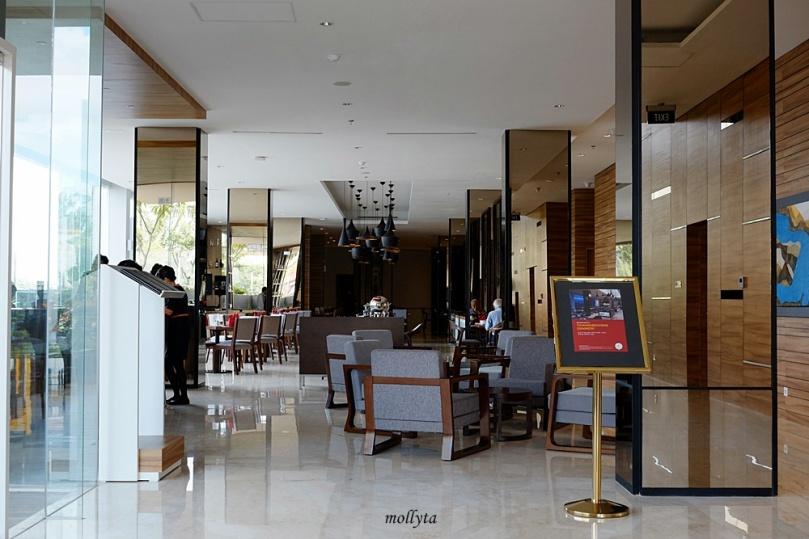 Andaliman Restaurant Hotel Grandhika Setiabudi Medan
