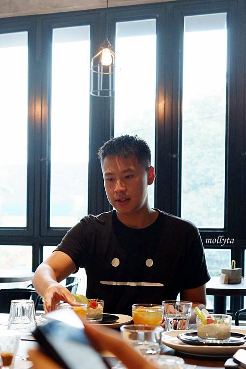 Harris Hartanto Tan, Co-Founder Coffeenatics Medan