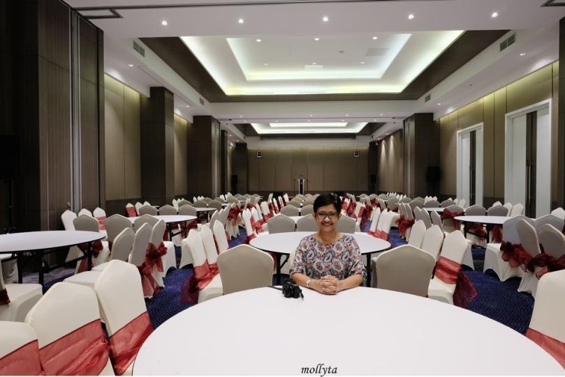 Cendana Ballroom Hotel Grandhika Setiabudi Medan
