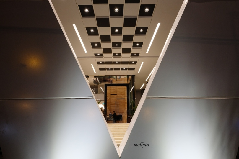 Lobby Hotel Grandhika Setiabudi Medan