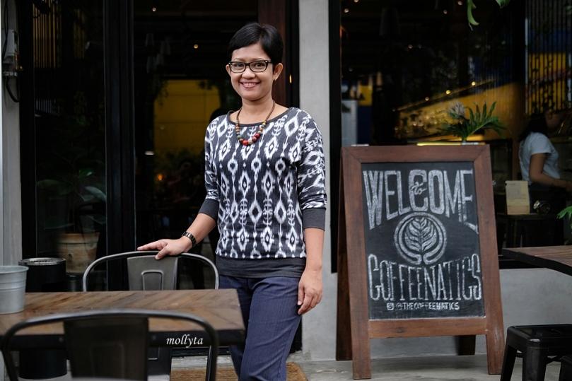 #SundayBrunchClub di Coffeenatics Medan