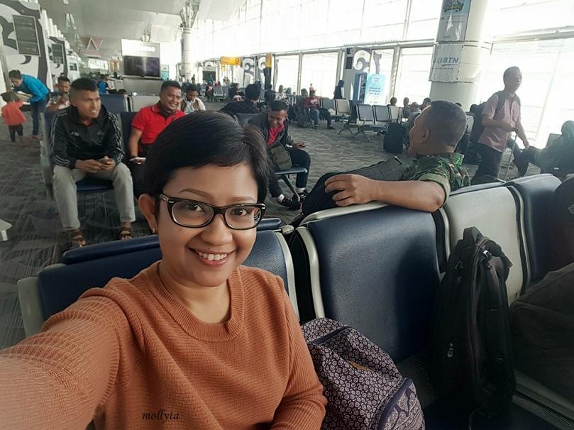 Boarding room Bandara Kuala Namu Medan