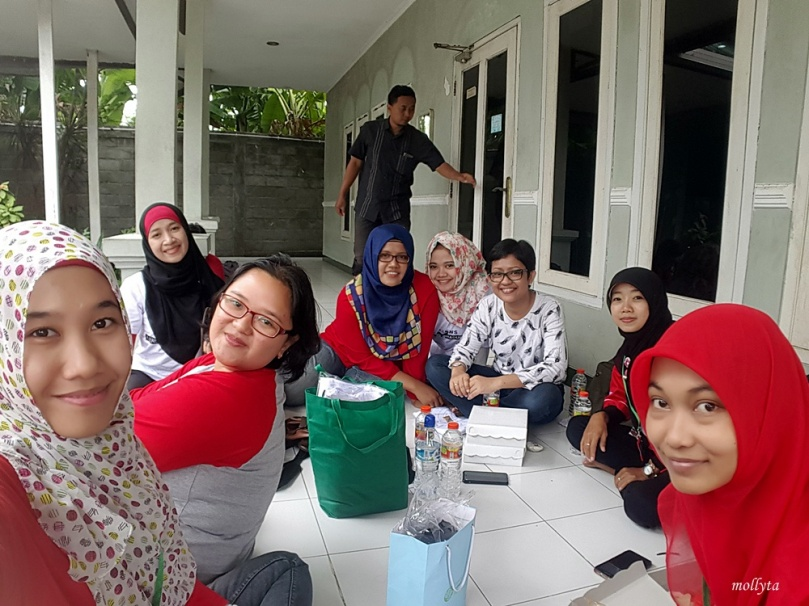 Kantor BPWS Surabaya bersama Plat M