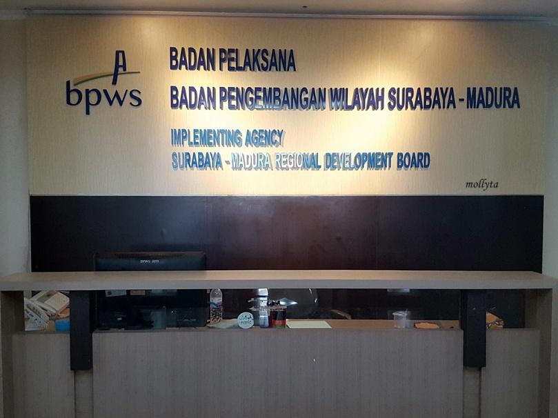Kantor BPWS Surabaya