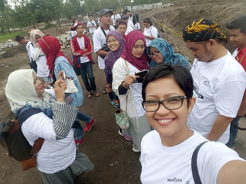 Di KKJSM bersama bloger nasional