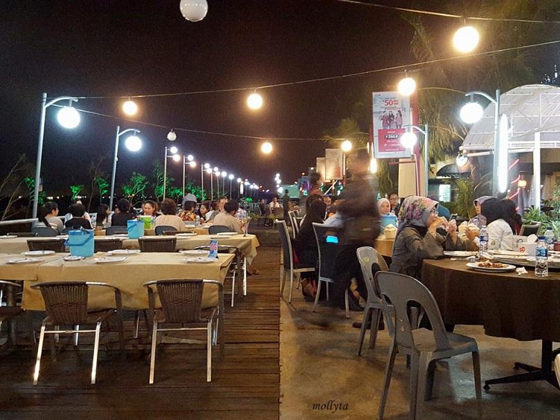 Wey Wey Seafood Restaurant di Batam