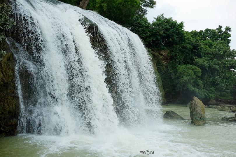 air terjun Toroan di Sampang Madura