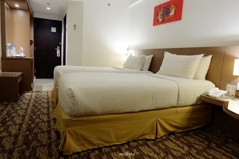 Kamar Hotel Swiss-Bel Inn Batam