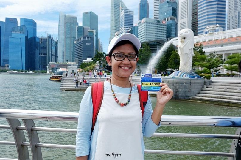XL Pass di Singapura