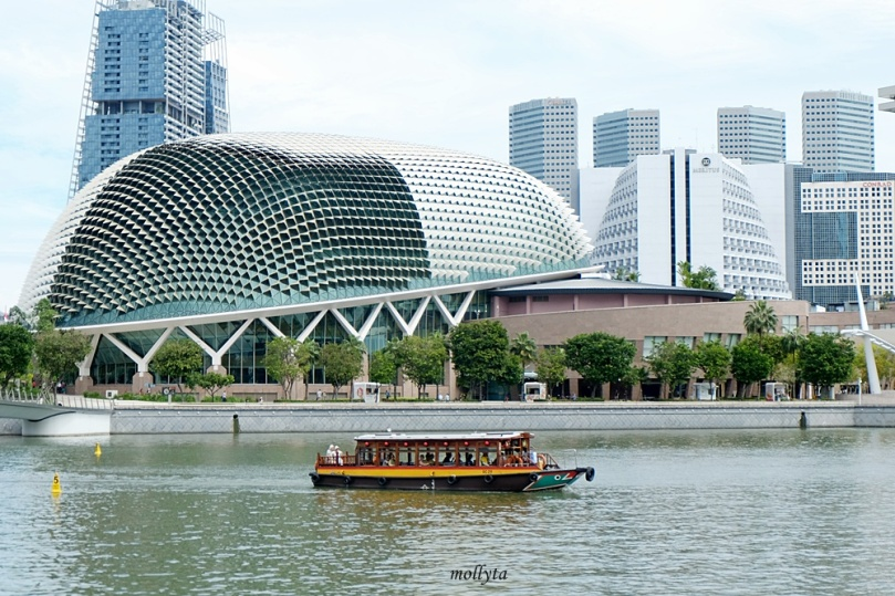 Esplanade di Singapura