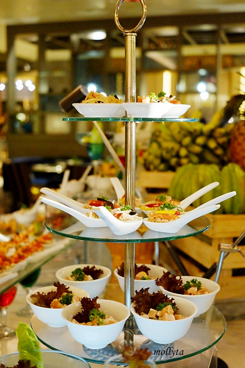 Menu di Orchid Restaurant Medan