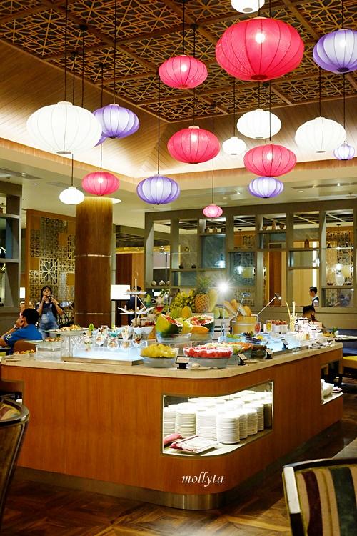 Orchid Restaurant di Grand Mercure Maha Cipta Medan Angkasa