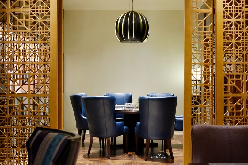 Private room di Orchid Restaurant