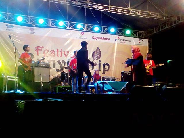 Festival Band Karang Taruna Se-Kecamatan Gayam di FBU 2016