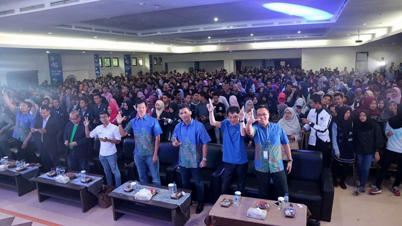 Forum Digital Entrepreneurship di Batam meriah