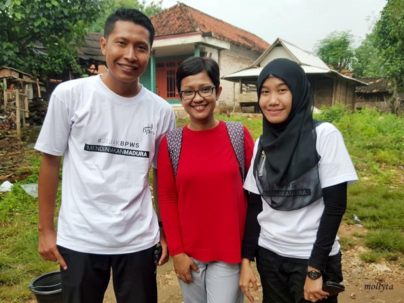 Famtrip Menduniakan Madura di Ketetang Kwanyar Madura