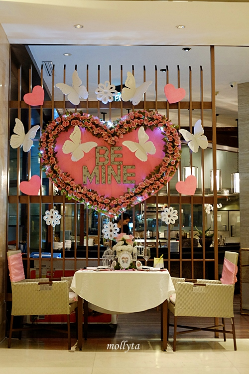 Valentine`s Day di the Kitchen Aryaduta Medan