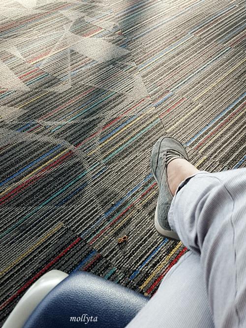 Di Bandara Kualanamu Deli Serdang