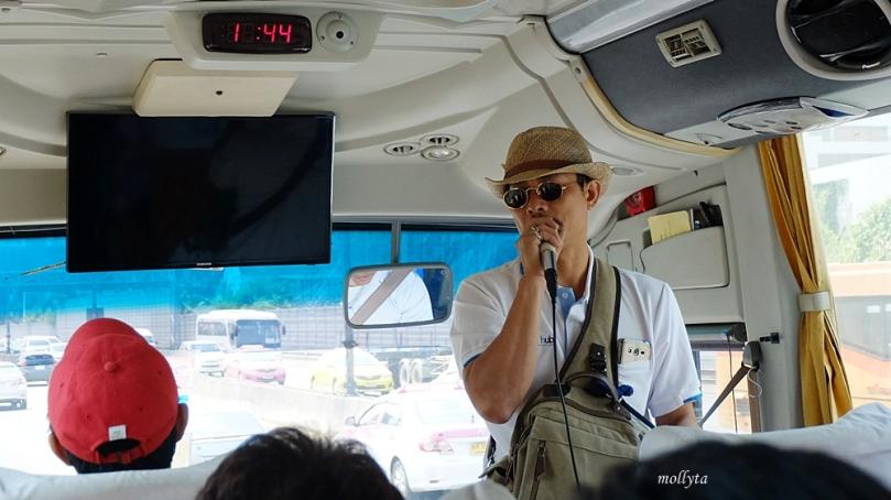 Pemandu wisata di Bangkok