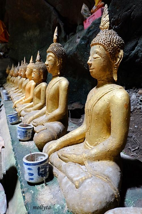 Stupa di Khao Luang Cave Phetchaburi