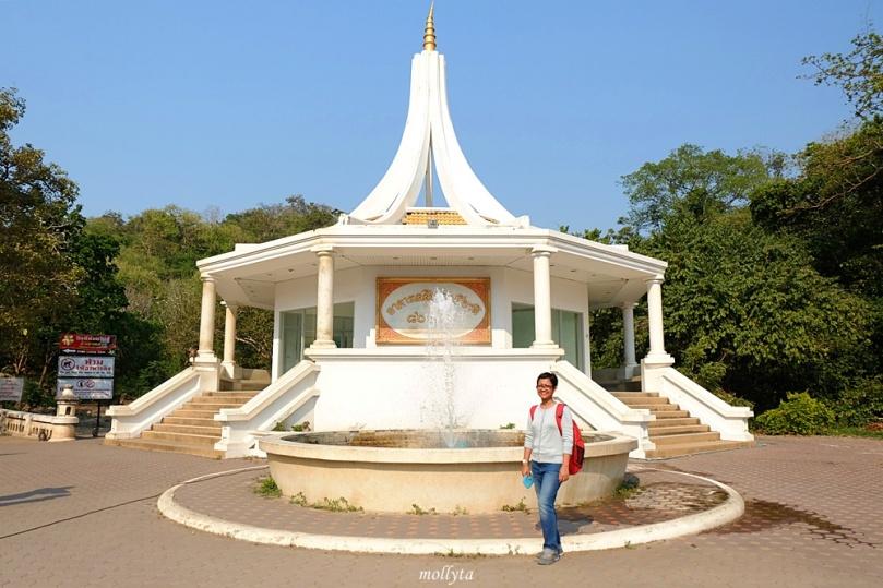 Tham Khao Luang Cave Phetchaburi Thailand