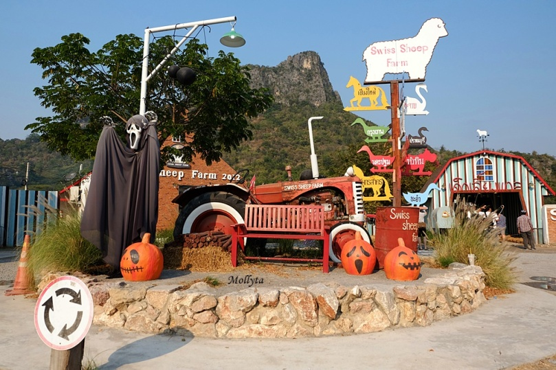 Swiss Sheep Farm di Cha-Am Hua HIn