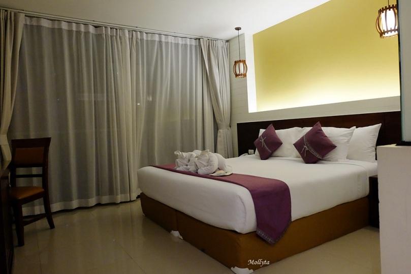 Kamar di D`Varee Diva Kiang Haad Beach Hotel Hua Hin