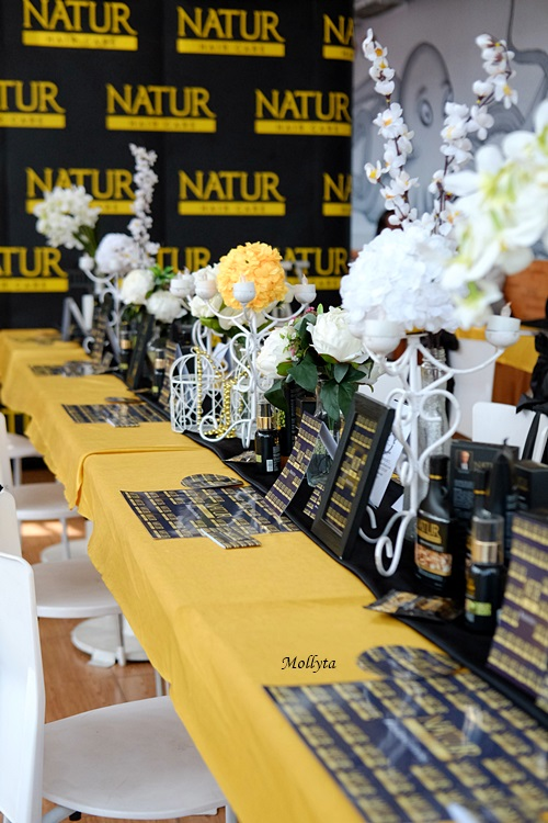 Acara Natur Hair Beauty Dating di White Haus Cafe & Bistro Medan