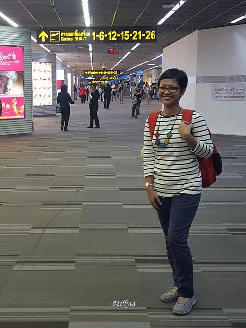 Don Mueang airport Bangkok