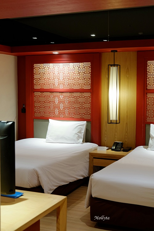 Kamar di Centra Central Station Hotel Bangkok