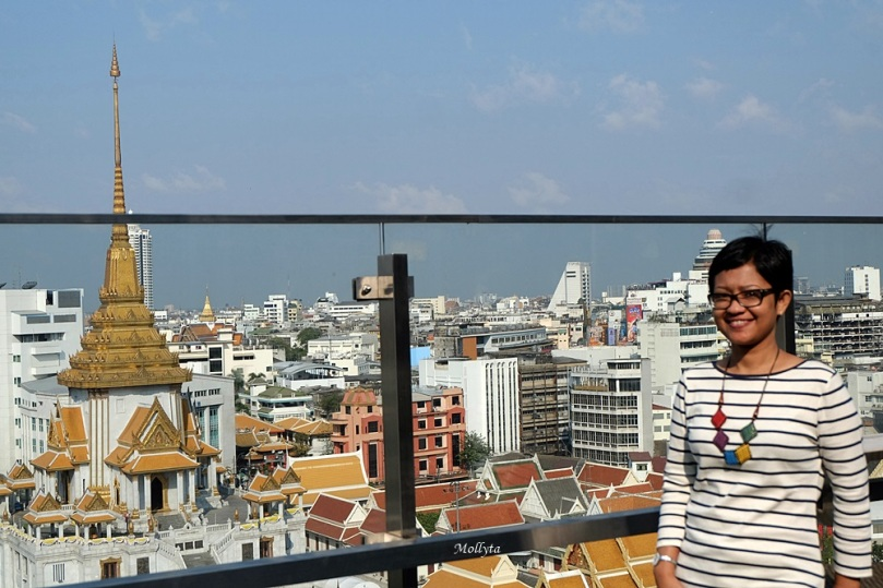 Wisata ke Bangkok