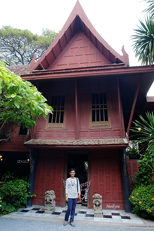 Rumah Jim Thompson di Bangkok