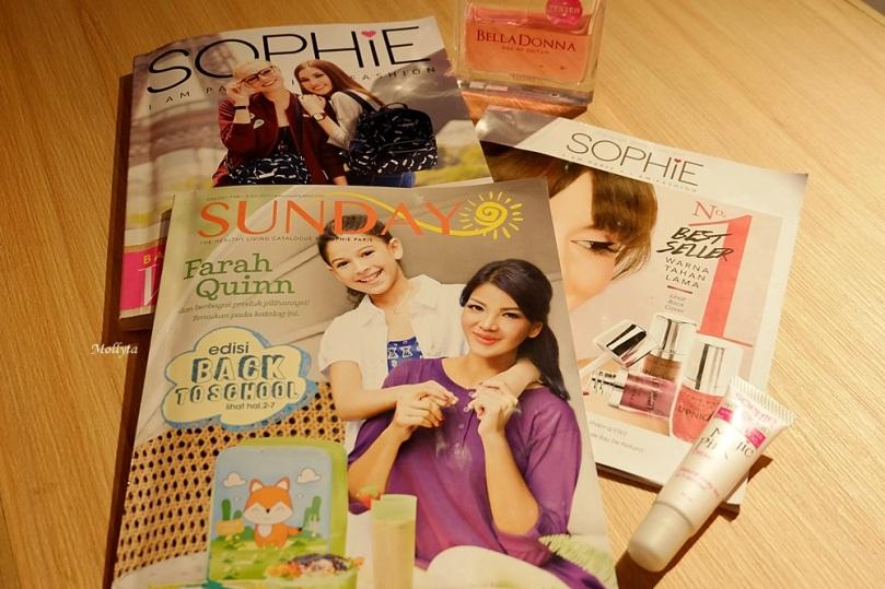 Katalog Sophie Paris