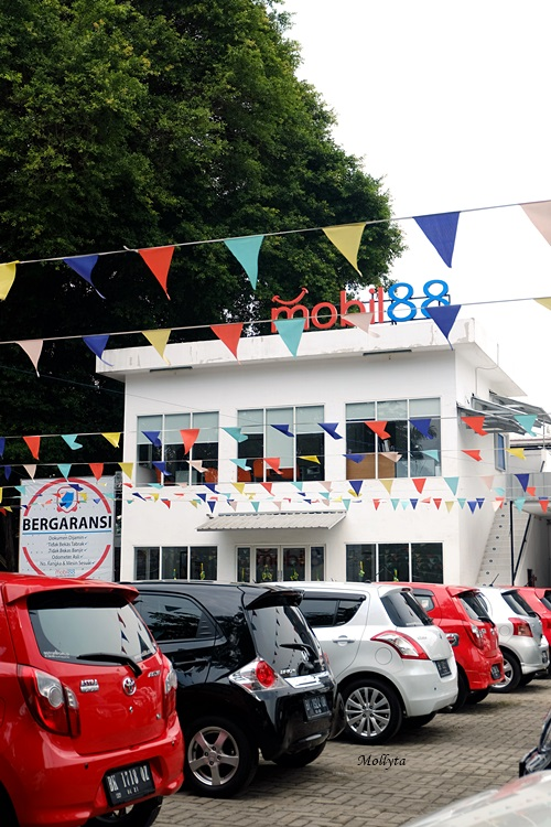 Kantor dealer mobil88 Medan