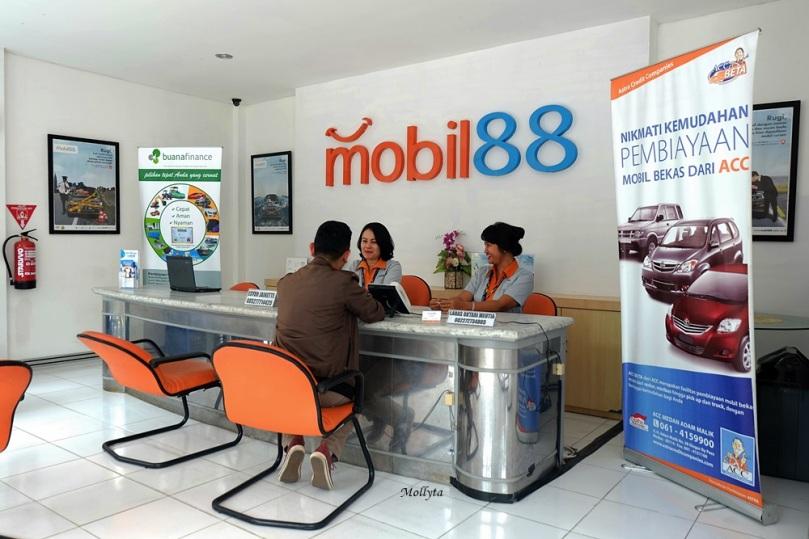 Pelayanan customer service mobil88