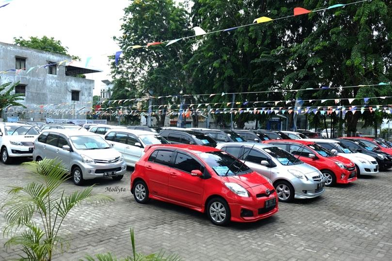Penjualan kendaraan di mobil88