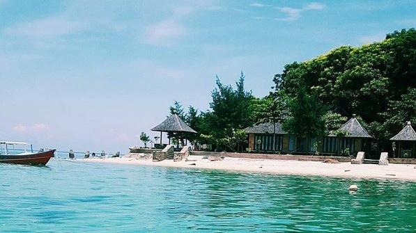 Wisata Pulau Samalona