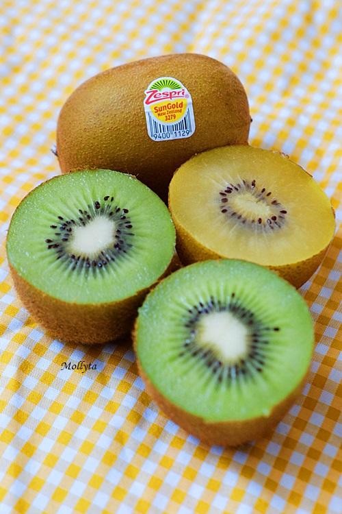 Kesegaran Zespri Kiwifruits