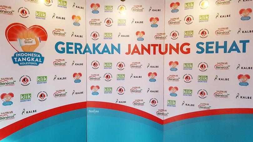Kampanye Indonesia tangkal Kolesterol