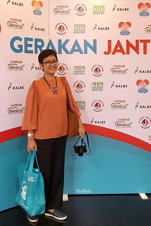 Acara Nutrive Benecol di Medan