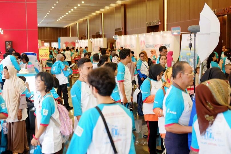 Acara Indonesia Tangkal Kolesterol