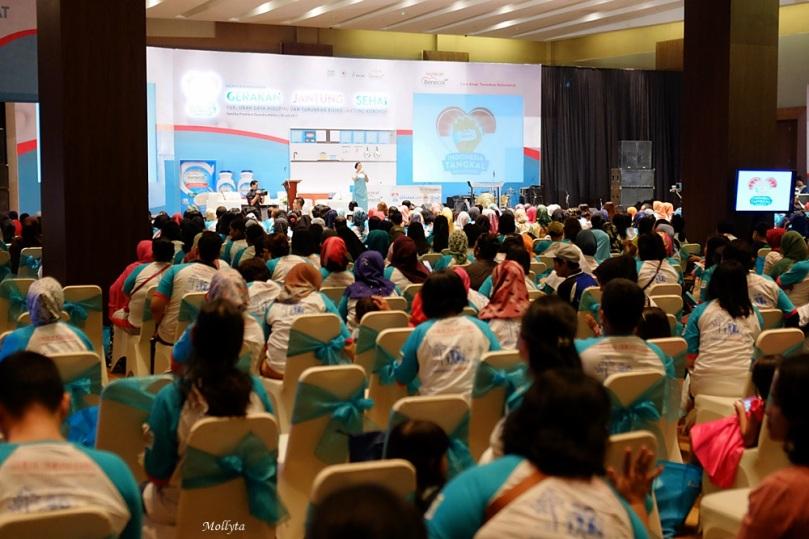 Talkshow Gerakan Jantung Sehat di Medan