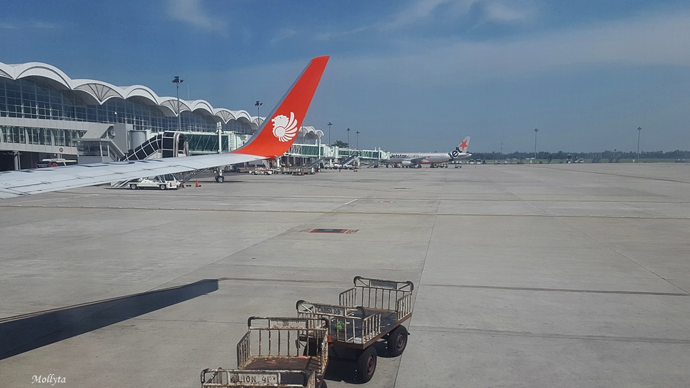 Penerbangan ke Lampung