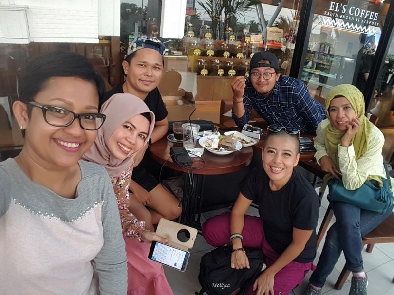 Bersama travel blogger di Lampung