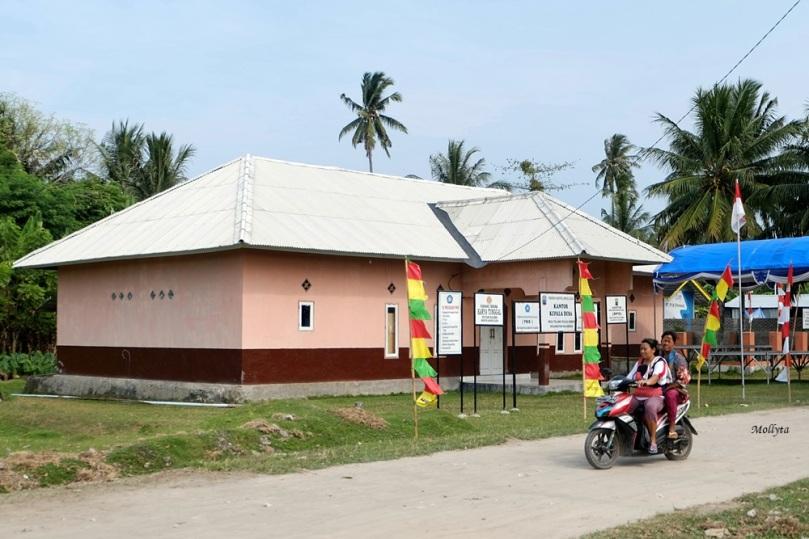Kantor Kepala Desa Pulau Sebesi
