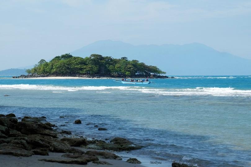 Pemandangan Pulau Umang-umang